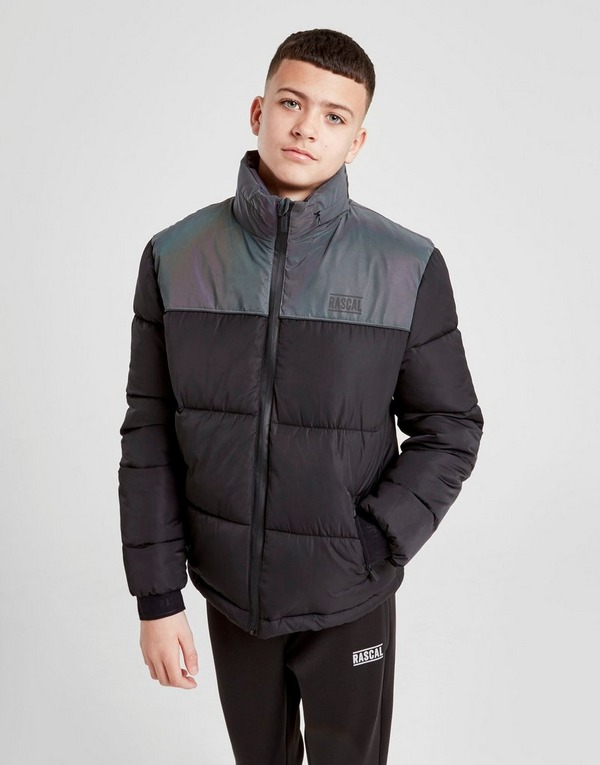 Rascal Crystal Padded Reflective Jacket Junior
