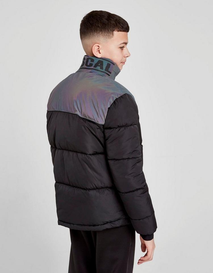 Rascal Crystal Padded Reflective Jacket Junior