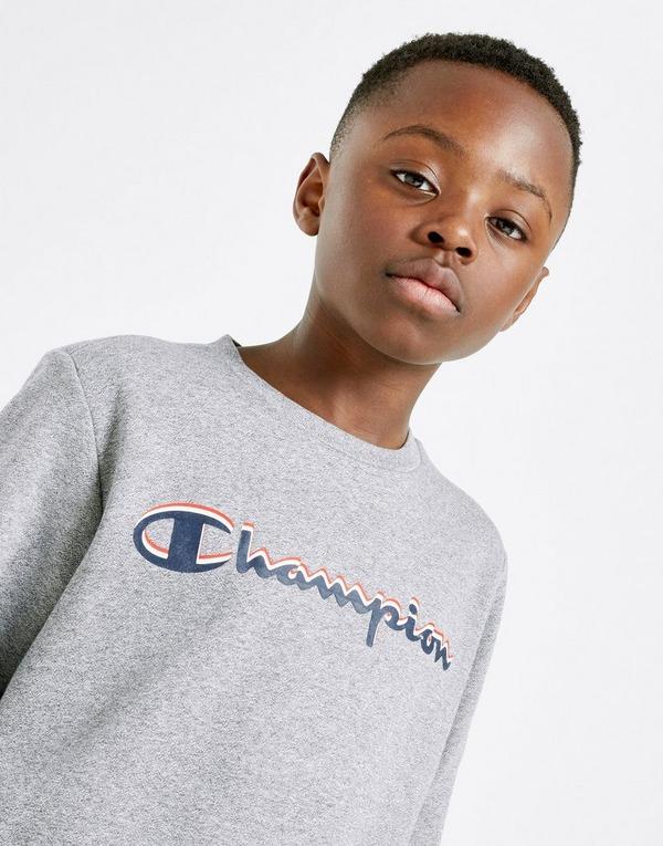 Champion Fleece Crew Sweatshirt