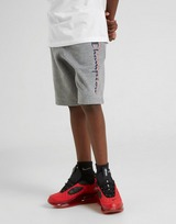 Champion French Terry Logo Shorts Junior