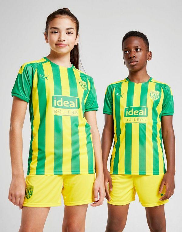Puma West Bromwich Albion 2019/20 Away Shirt Junior