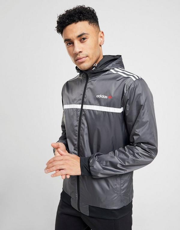 adidas Originals Linear 2.0 Reversible Windbreaker Jacket Men's