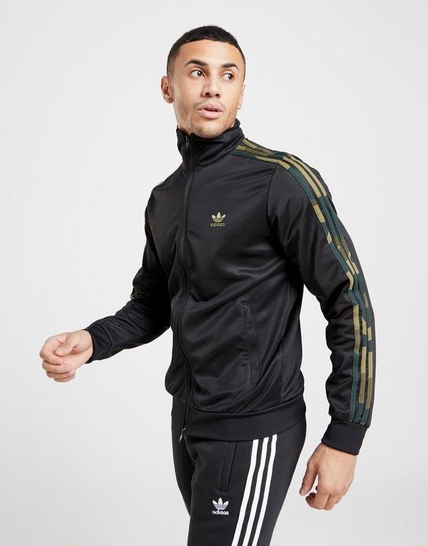Running Shoes: Liverpool Adidas Originals Jacket Track
