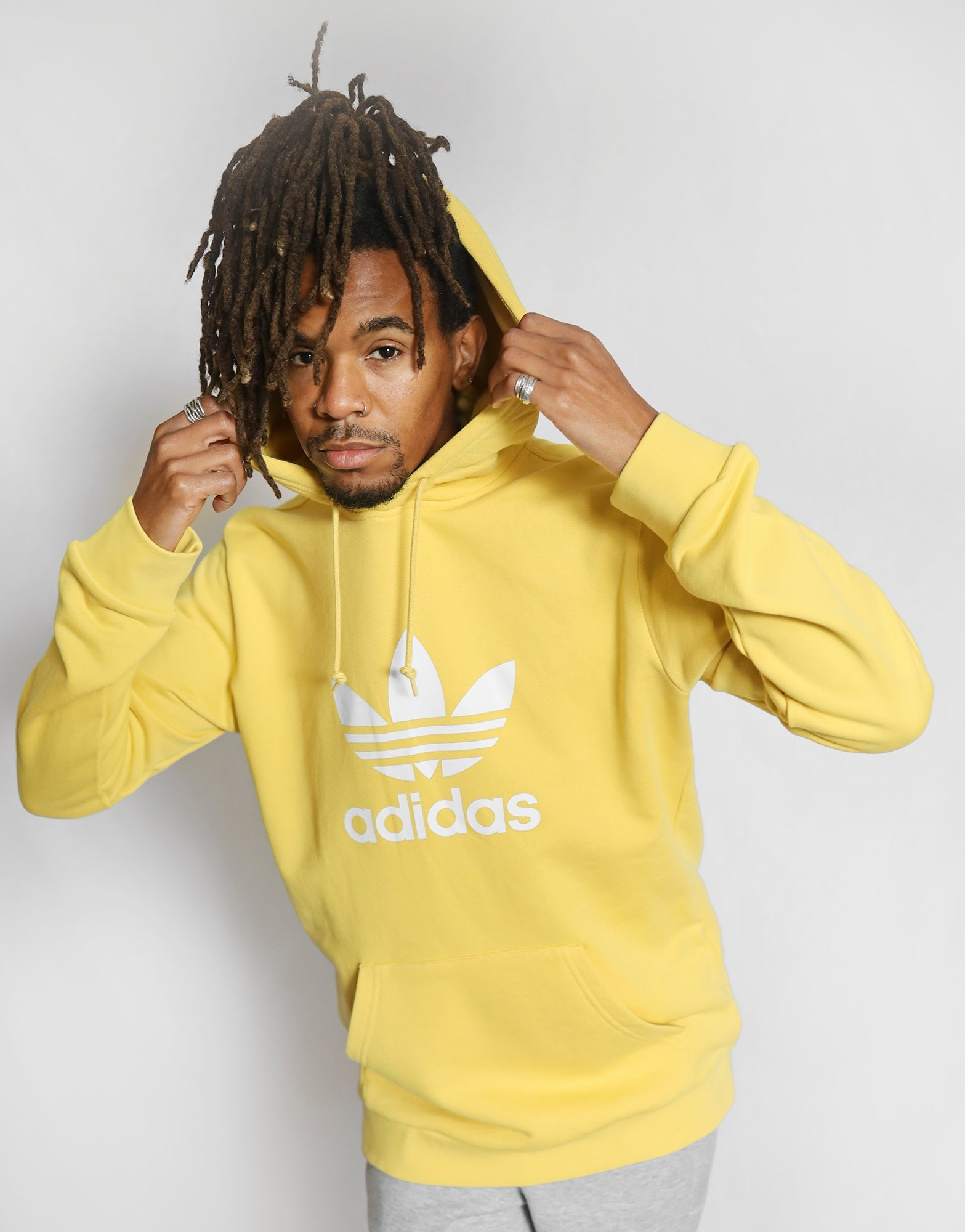 adidas Originals Statement Hoodie Herr | JD Sports Sverige
