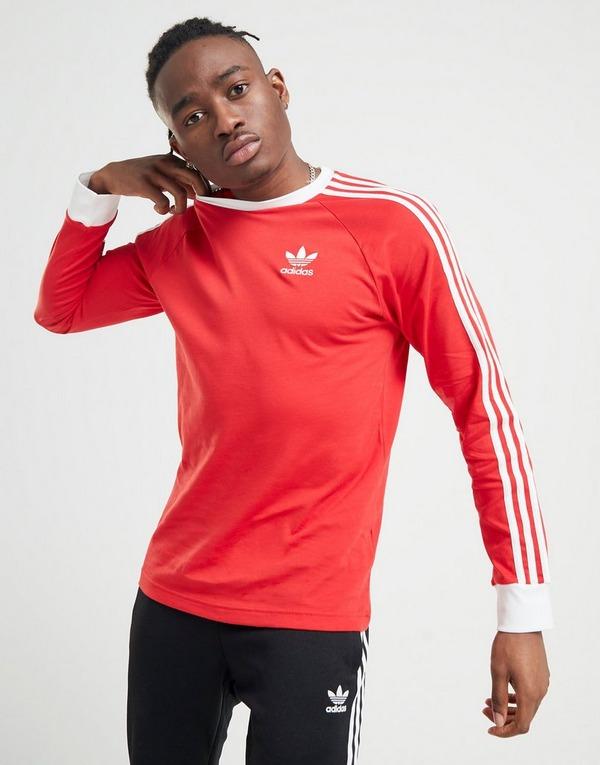 adidas Originals California Long Sleeve T Shirt Junior | JD
