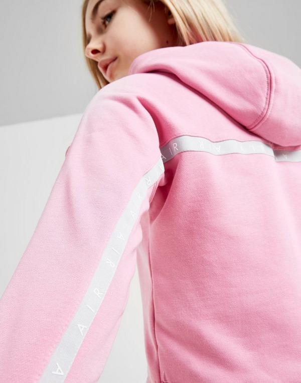 Nike Girls' Air Crop Hoodie Junior