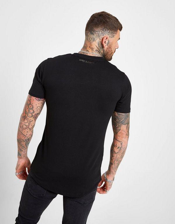 Supply & Demand Boxer T-Shirt