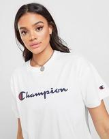 Champion Script Logo Boyfriend T-Shirt