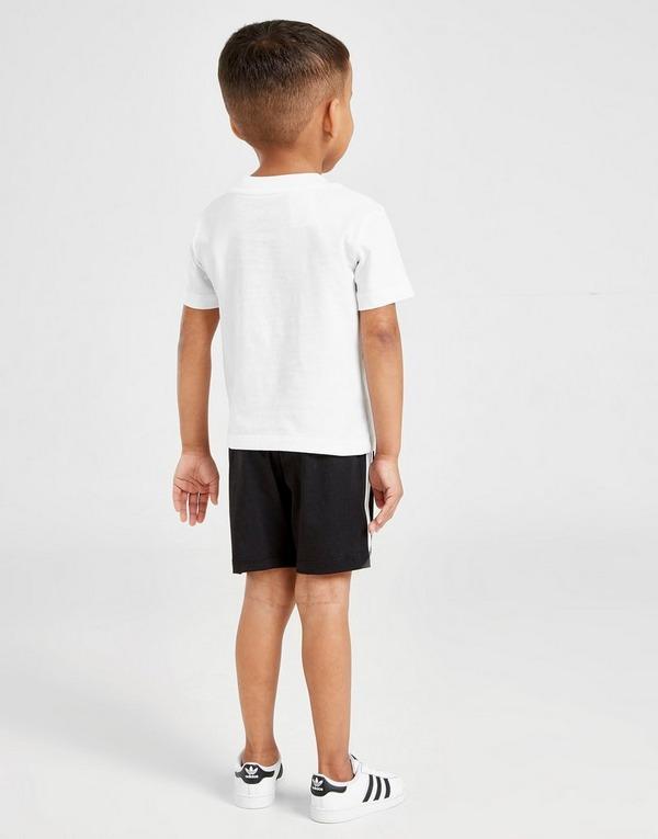 adidas Originals Trefoil T-Shirt/Shorts Set Infant