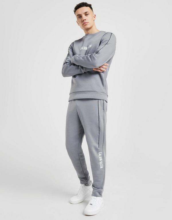 Calvin Klein Performance Piping Crew Sweatshirt