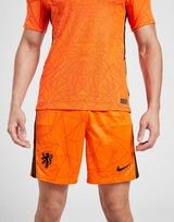 Nike Netherlands 2020/21 Home Shorts