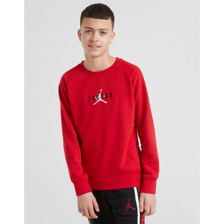 Jordan Air Crew Sweatshirt Junior