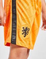 Nike Netherlands 2020/21 Home Shorts Junior