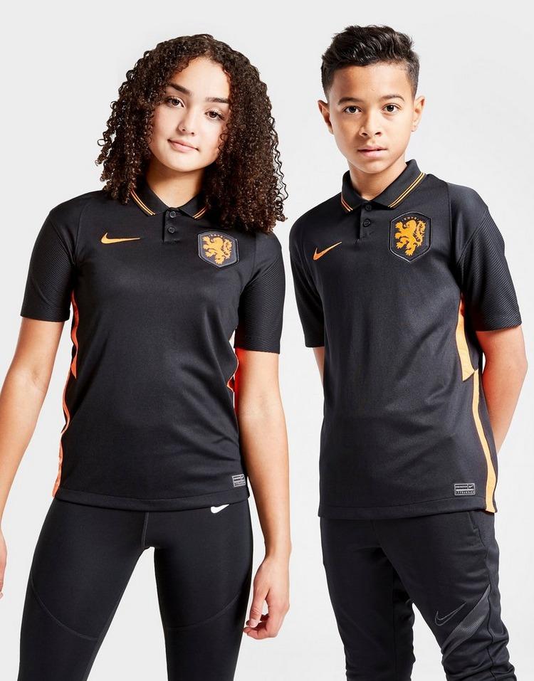 Nike Netherlands 2020/21 Away Shirt Junior