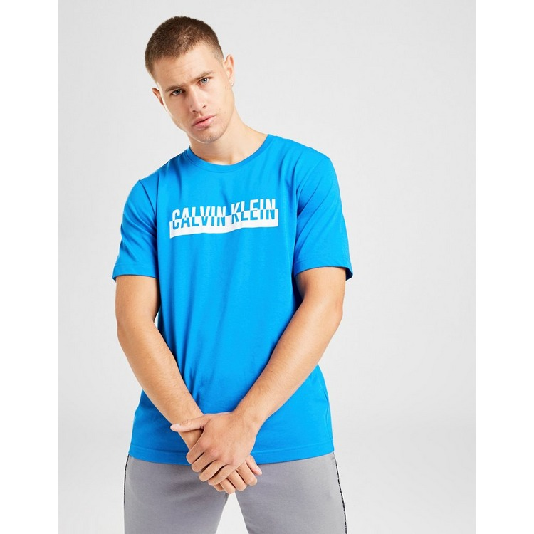 Calvin Klein Performance Box Logo T-Shirt