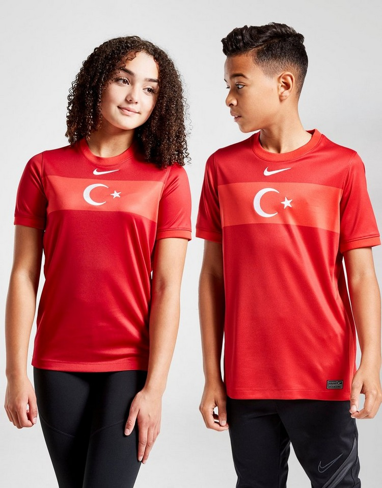 Nike Turkey 2020/21 Away Shirt Junior