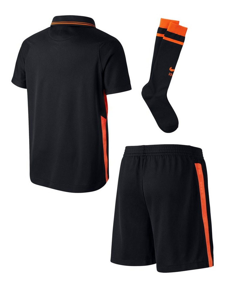 Nike Netherlands 2020/21 Away Kit Children