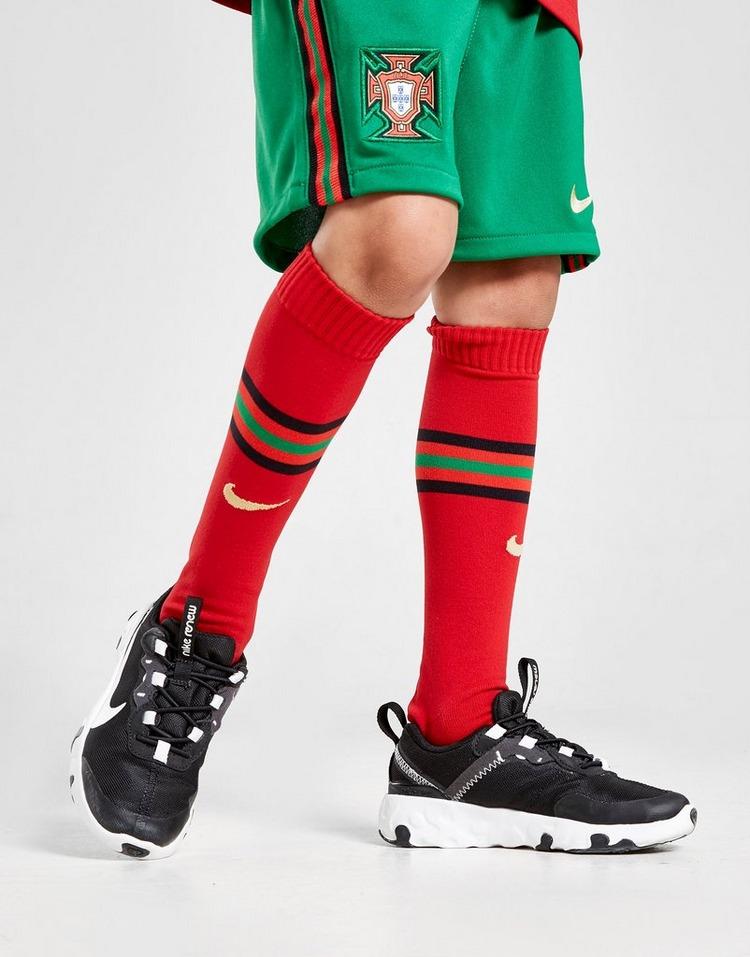 Nike Portugal 2020/21 Home Kit Children