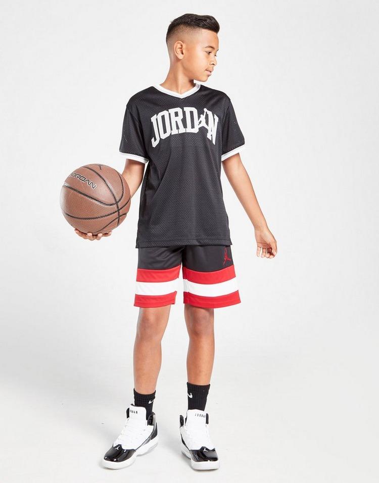 Jordan 23 Mesh T-Shirt Junior
