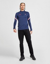 Nike Croatia Strike Drill Top