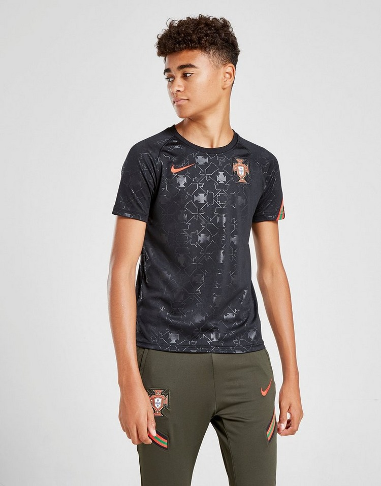Nike Portugal Pre Match Shirt Junior