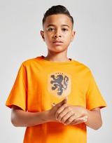 Nike Netherlands Crest T-Shirt Junior