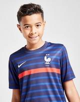 Nike France 2020 Home Shirt Junior