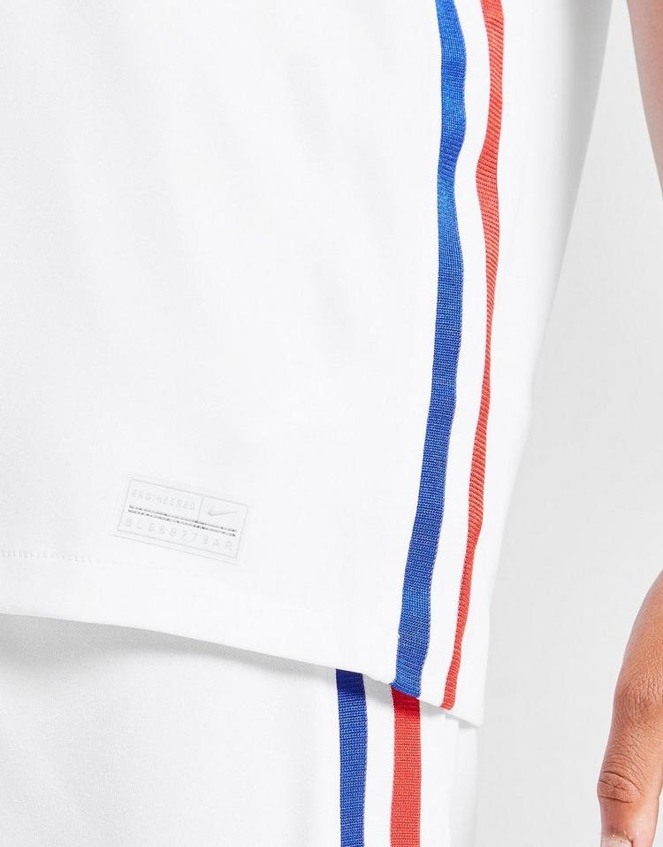 Nike France 2020 Away Shirt Junior