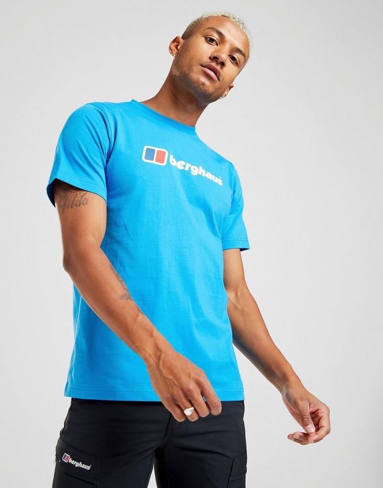Berghaus camiseta Large Logo