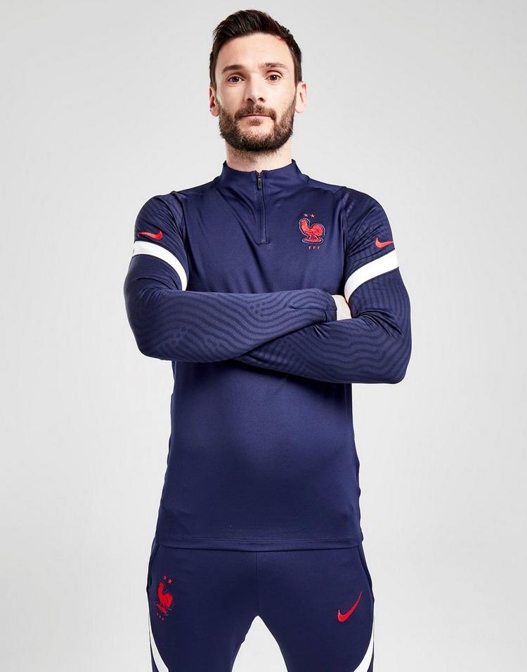 Nike France Strike Drill Top