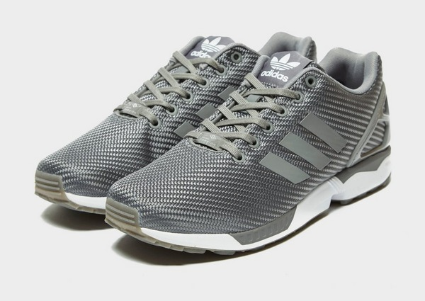 Koop Grijs adidas Originals ZX Flux Heren
