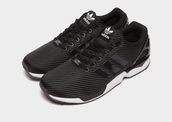 Koop Zwart adidas Originals ZX Flux Heren | JD Sports
