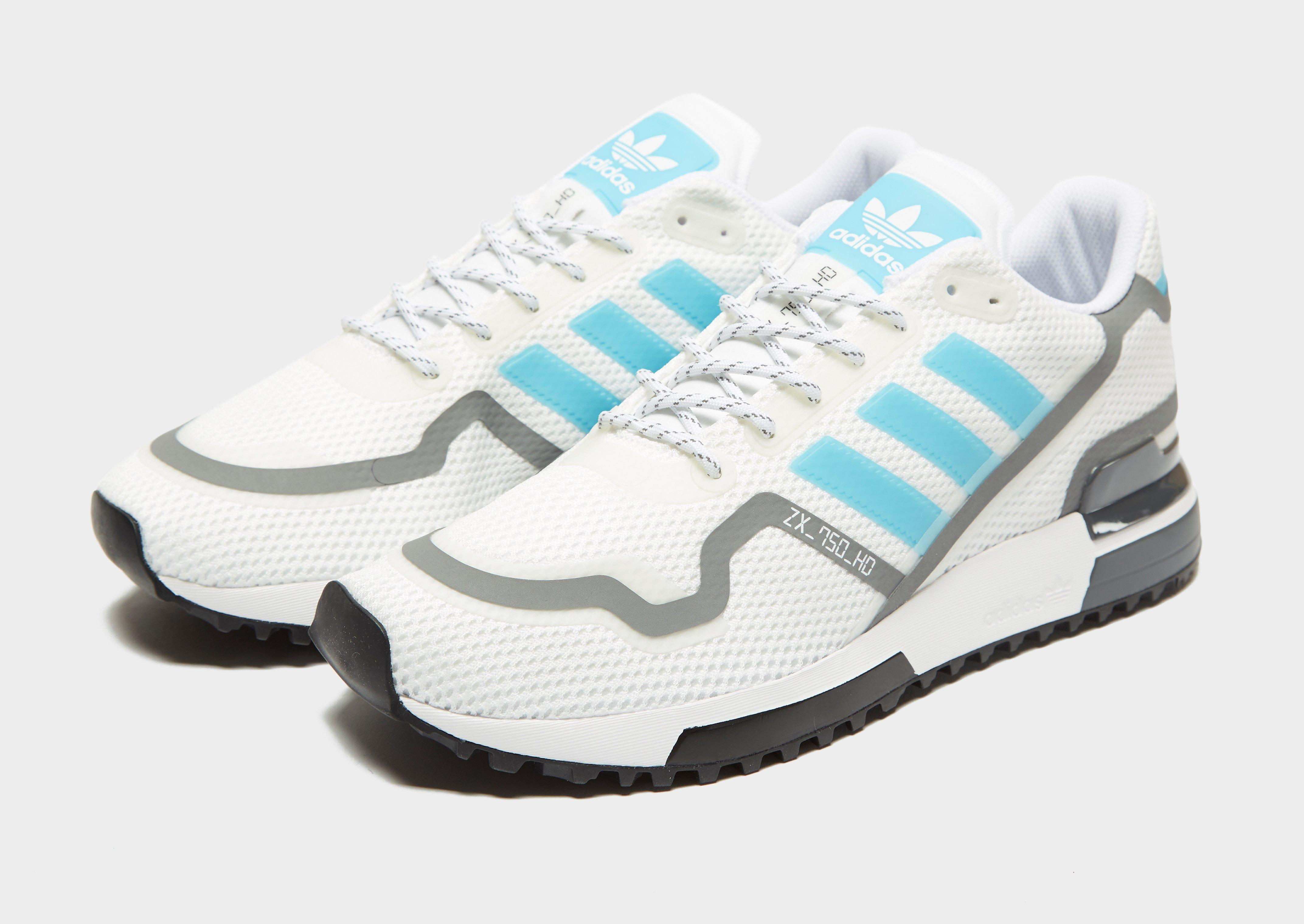 adidas zx 750 all white