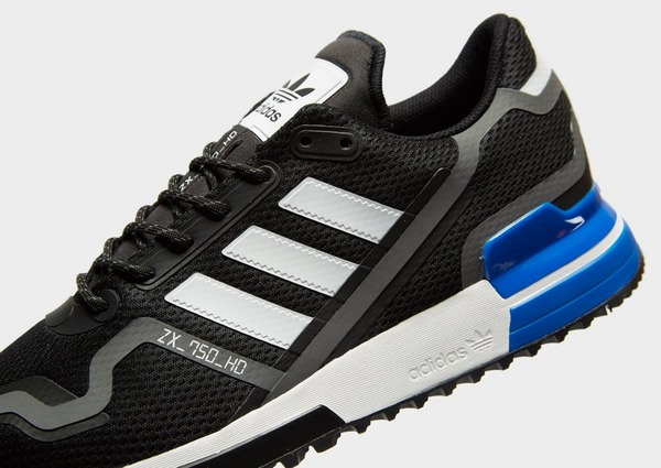 Shop den adidas Originals ZX 750 HD Herren in Schwarz | JD