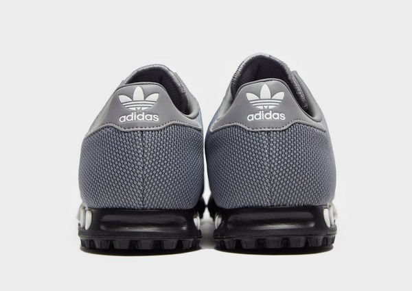 Acheter Gris adidas Originals LA Trainer Woven Homme | JD Sports