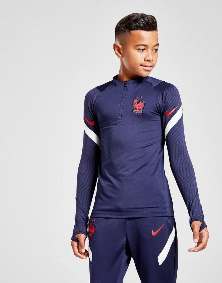 Nike France Strike Drill Top Junior