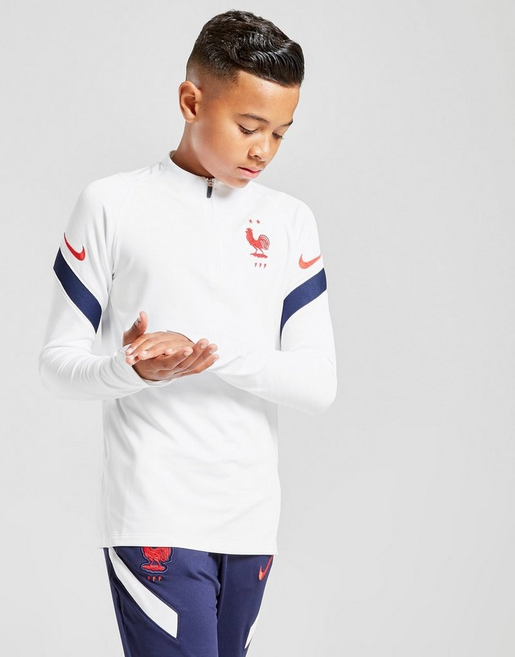 Nike France Strike Drill Top Junior