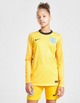 Nike England 2020 Home Goalkeeper Shirt Junior