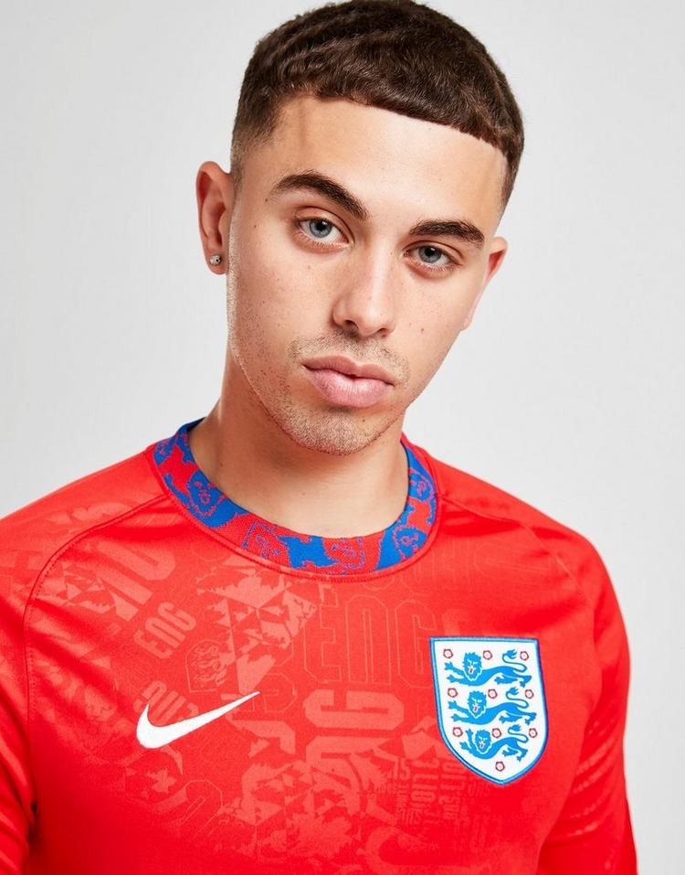 Nike England Pre Match Shirt