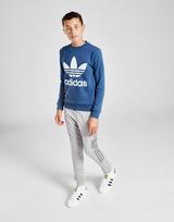 adidas Originals Trefoil Crew Sweatshirt Junior