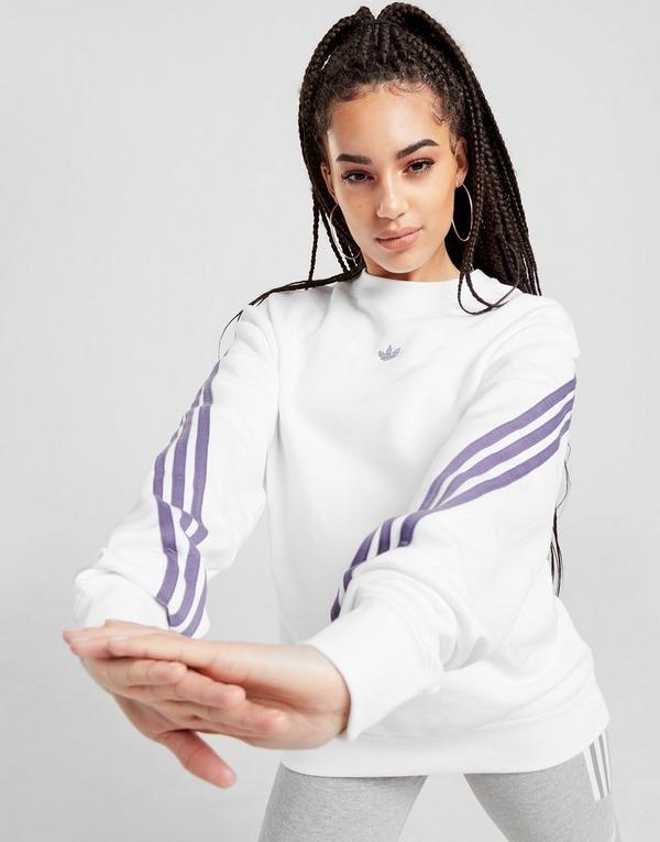 sweat adidas 3 stripes femme