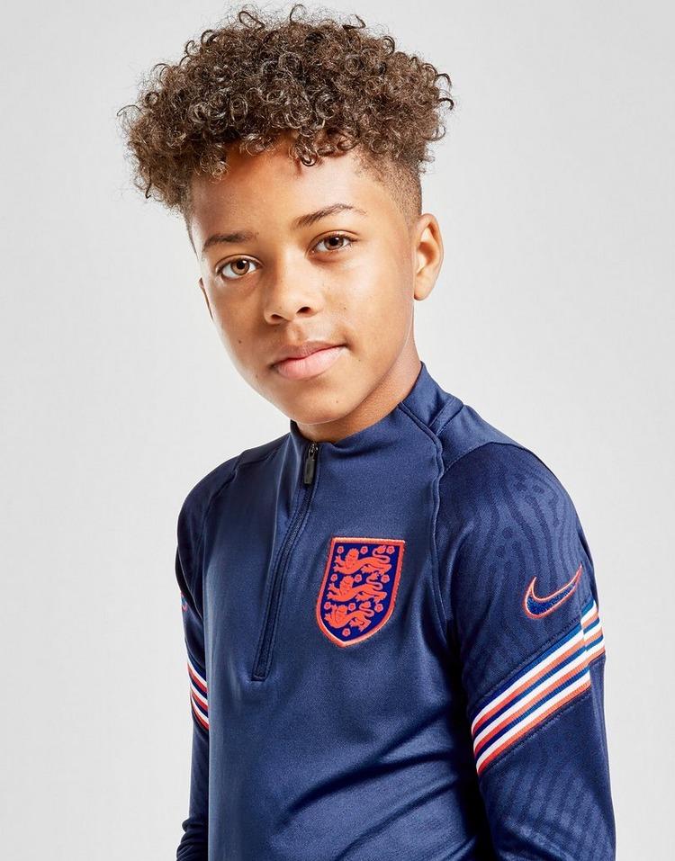 Nike England Strike Drill Top Junior
