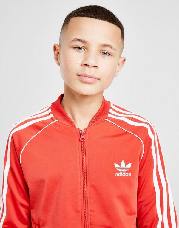 adidas Originals Superstar Track Jacket Junior