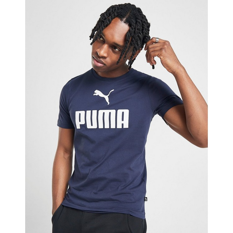 PUMA T-Shirt No1 Central Logo Homme