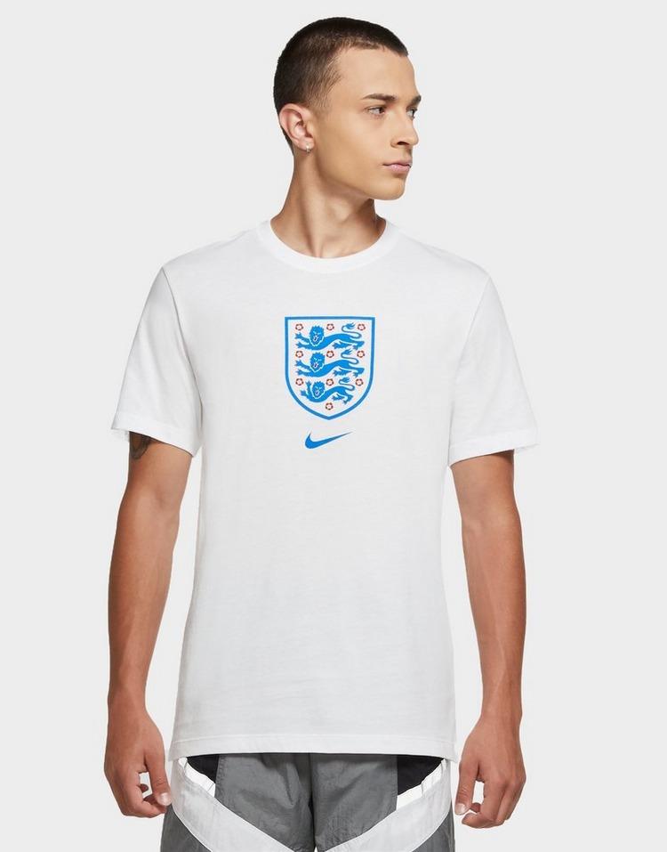 Nike England Crest Short Sleeve Shirt