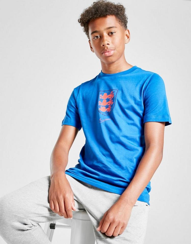 Nike England Crest T-Shirt Junior