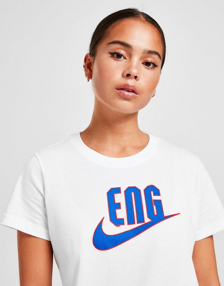 Nike England Crest T-Shirt Women's