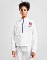Nike England 1/4 Zip Track Top Women's