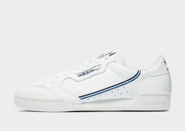 Koop Wit adidas Originals Continental 80 Heren