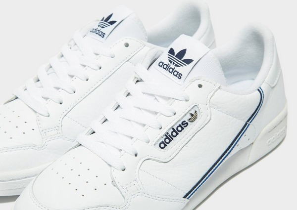 Shop den adidas Originals Continental 80 Herren in White